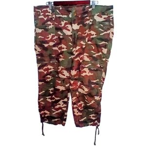 NWOT 💞 Helium London camo carpi joggers